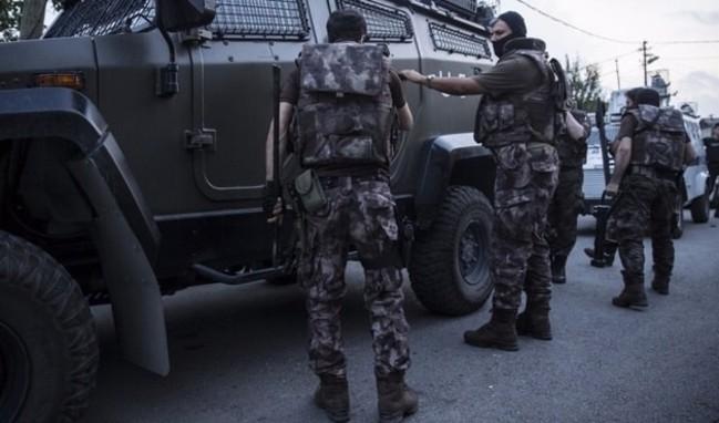 Samsun'da DEAŞ operasyonu