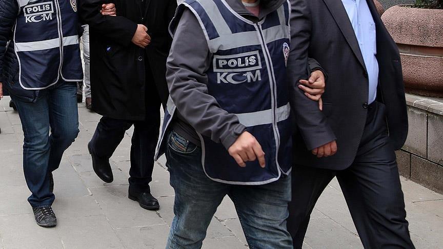 Zonguldak'ta FETÖ operasyonu: 9 gözaltı