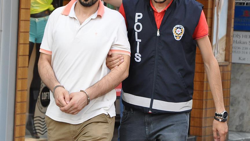 Trabzon'da FETÖ/PDY operasyonu! 3 şüpheli yakalandı