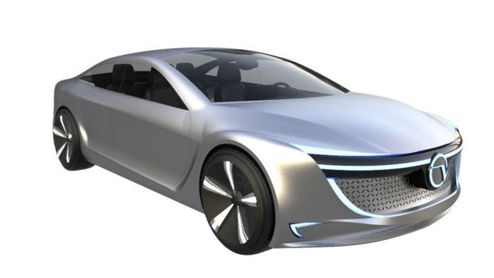 Yerli otomobilde flaş gelişme Vestel in otomobili 'VEO' ortaya çıktı