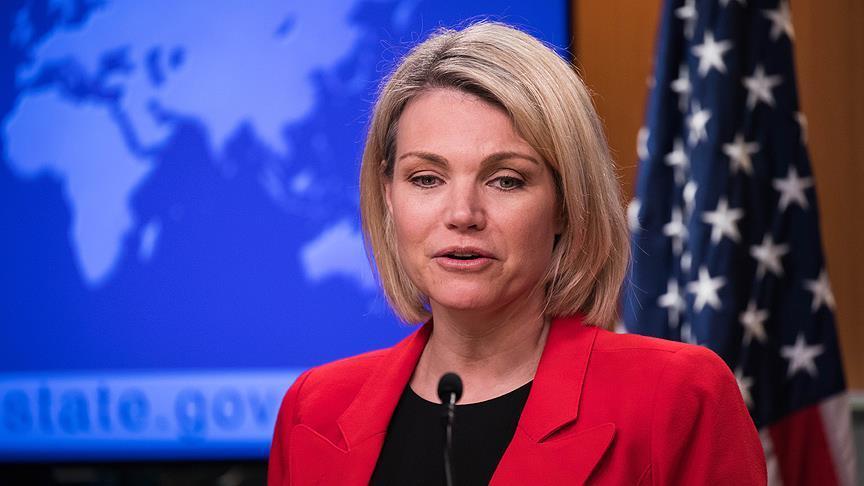 ABD'den Pompeo'nun Türkiye ziyaretine ilişkin açıklama