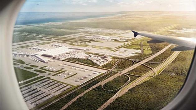 THY'nin İstanbul Yeni Havalimanı'ndaki seferleri