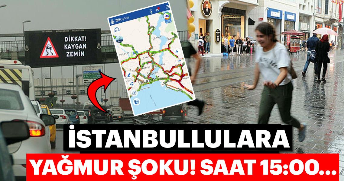 İstanbullulara sabah şoku! Meteorolojiden son dakika hava durumu açıklaması