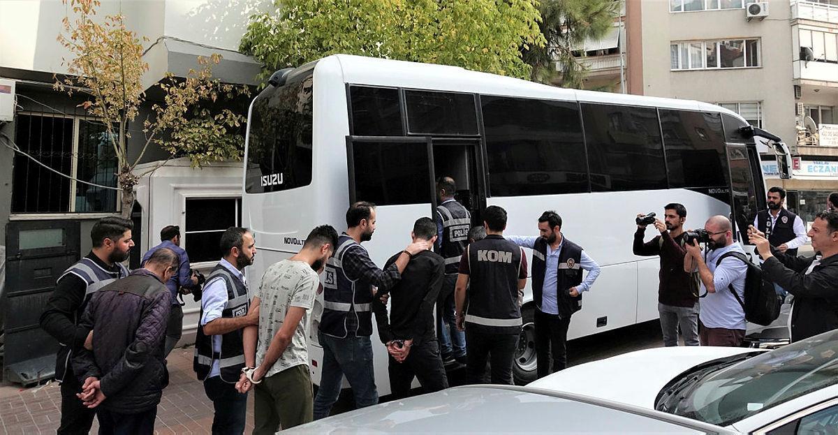 İzmir'deki göçmen faciasına 11 tutuklama