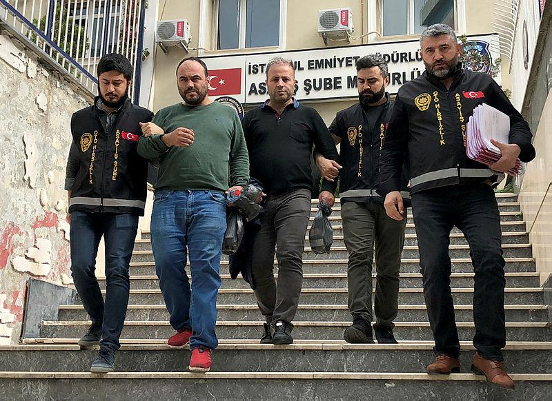 İstanbul'da oto hırsızlığına yönelik operasyon