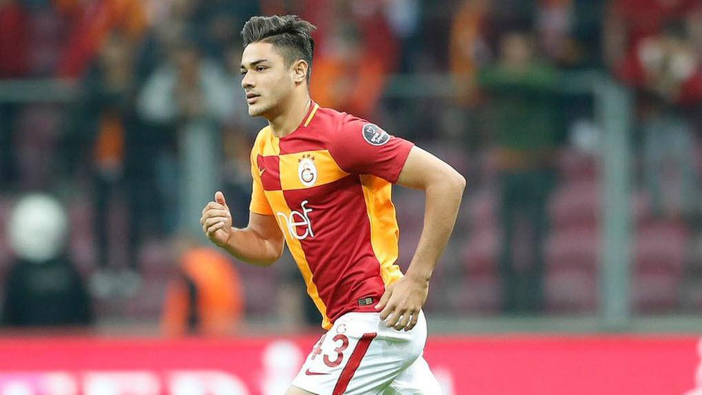 Galatasaray'da forma Ozan Kabak'ın