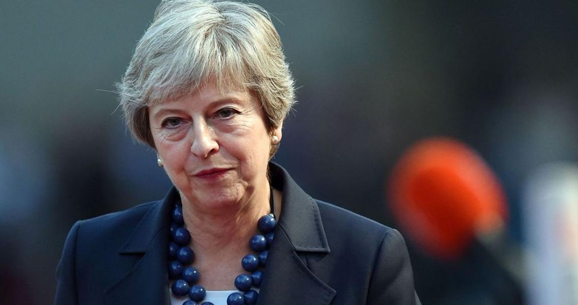 Theresa May'den Kaşıkçı'nın öldürülmesine kınama http://sabah.im/rotLYS_smt