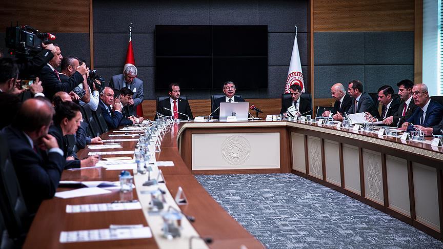 TSK Güçlendirme Vakfında değişiklik teklifi komisyonda kabul edildi
