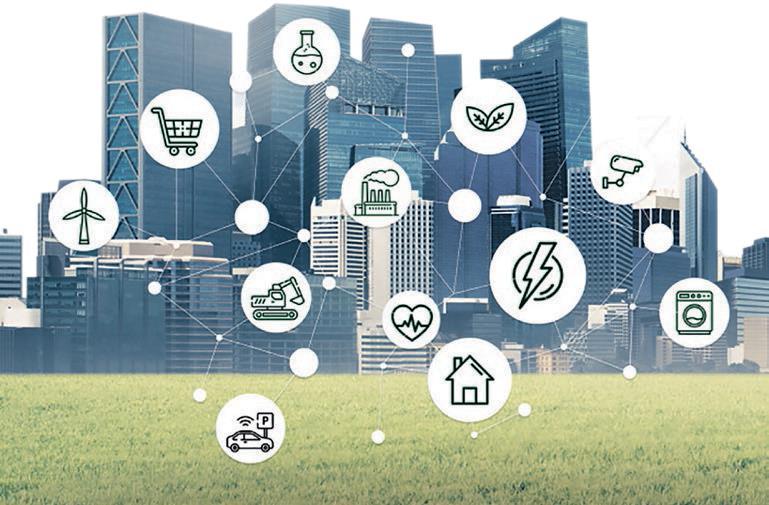 Akıllı şehir ve evler için girişimciler sırada