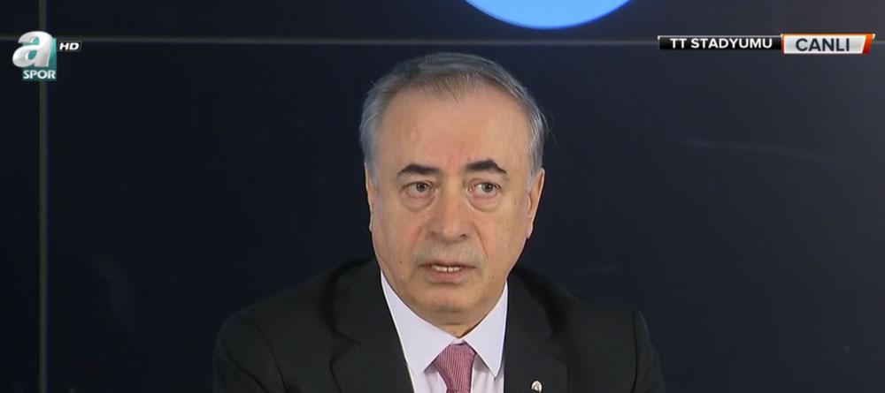 Mustafa Cengiz konuşuyor (Canlı)