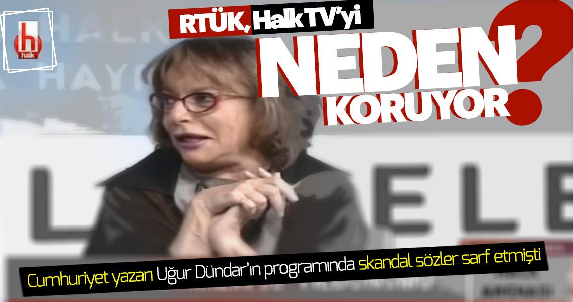 RTÜK'ten skandal Halk TV kararı!