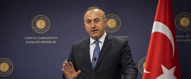 Son dakika: Dışişleri Bakanı Çavuşoğlu, ABD'de
