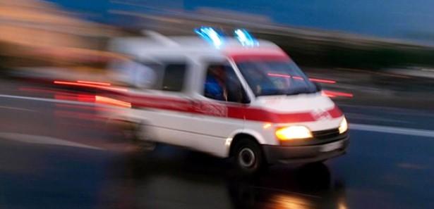 Gaziantep'te otomobil ile taksi çarpıştı: 4 yaralı