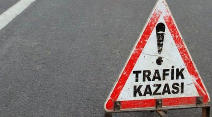 Kuşadası 2 ayrı trafik kazası; 1 yaralı