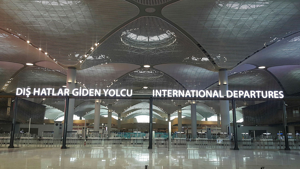 İstanbul Havalimanı'ndan 19 bin 101 yolcu uçtu