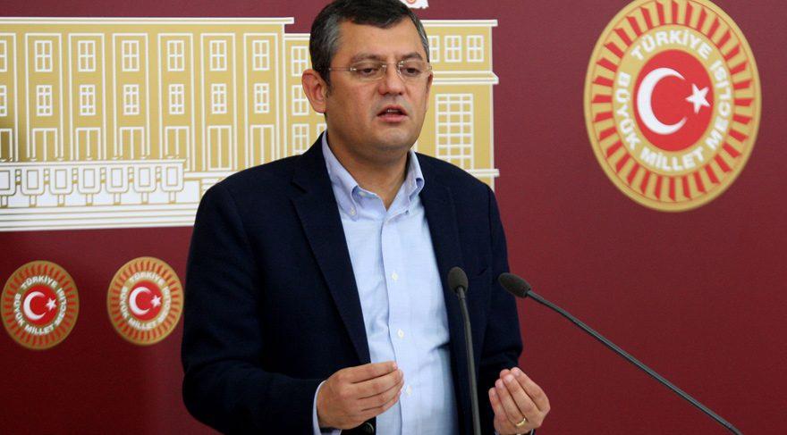 CHP'li Özgür Özel'in skandal ifadelerine sert tepki!