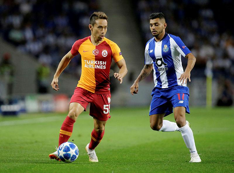 Galatasaray - Porto muhtemel 11'ler