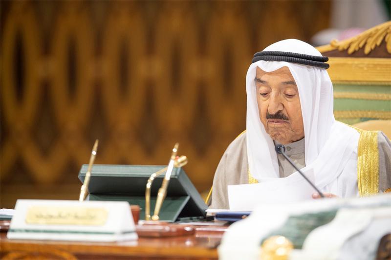 Kuveyt Emiri'nden Cumhurbaşkanı Erdoğan'a başsağlığı mesajı