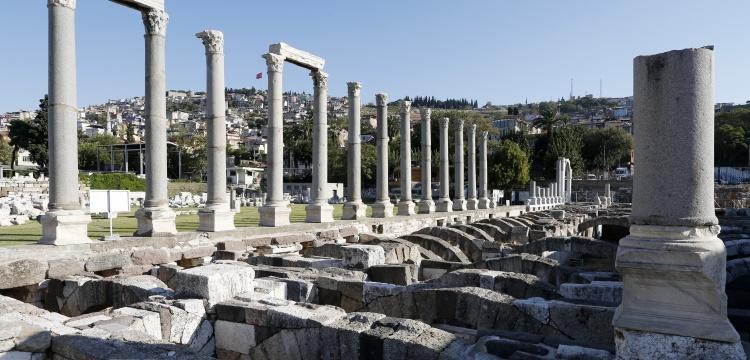 Antik tiyatro 1500 yıl sonra
