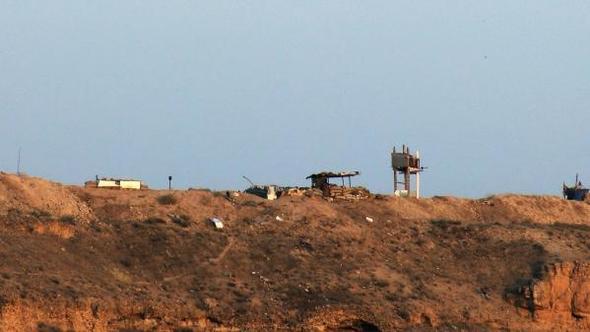 Fırat'ın doğusunda teröristleri korku sardı