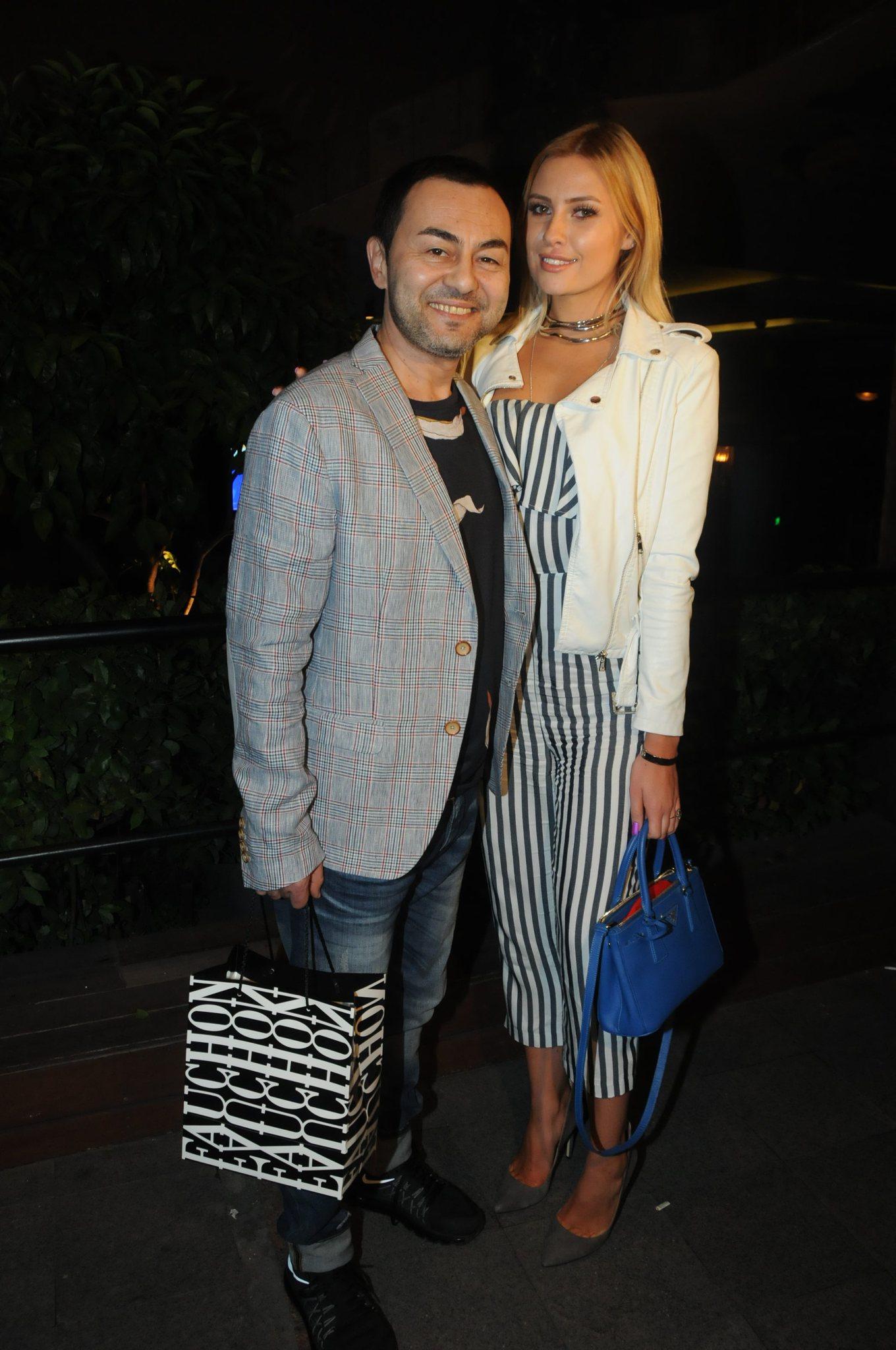 Ünlü popçu Serdar Ortaç Chloe Loughnan'dan boşanıyor mu?