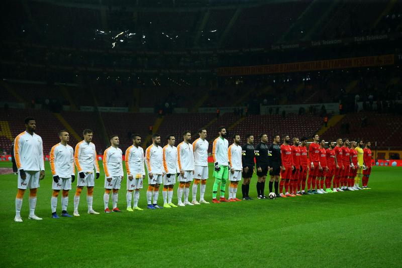 Galatasaray, Ziraat Türkiye Kupası'nda gençlere şans verdi