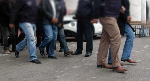 Kaçakçılık operasyonunda 11 tutuklama