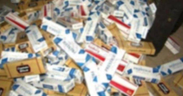 Van merkezli 6 ilde kaçak sigara ve tütün operasyonu: 40 gözaltı