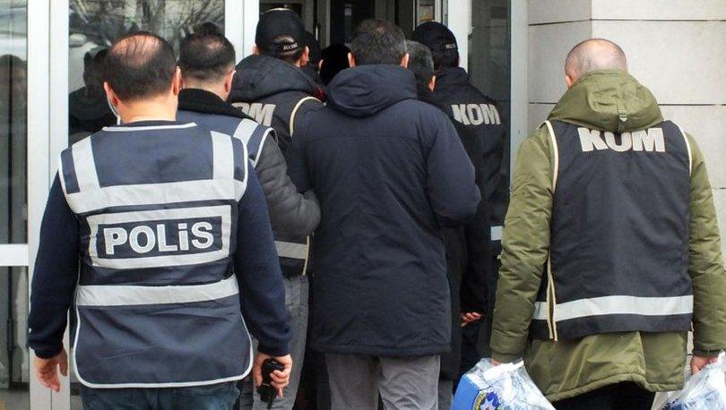 FETÖ operasyonu 7 kişi tutuklandı