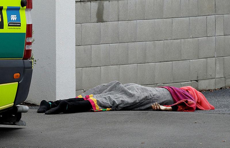 Neuseeland Anschlag Picture: Son Dakika Haber: Yeni Zelanda'da Brenton Tarrant