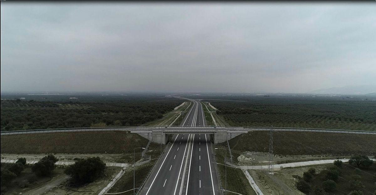 İstanbul-İzmir Otoyolu'nun 65 kilometrelik bölümü daha açıldı