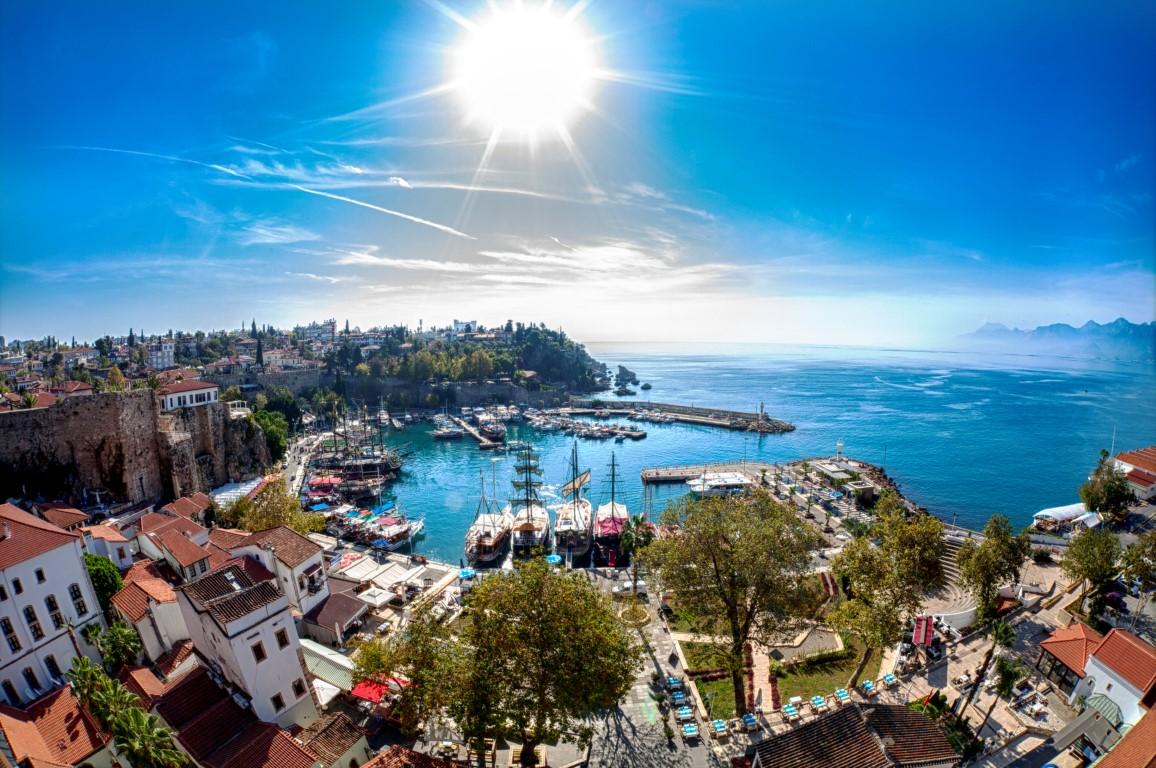 Antalya'nın 7 harikası!