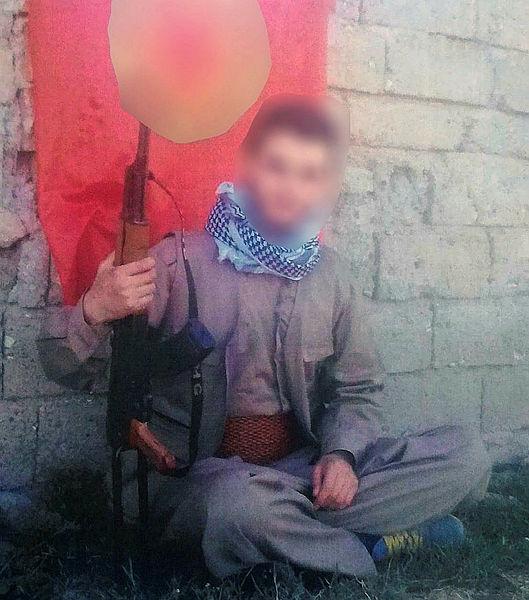 PKK suikastçısı tutuklandı
