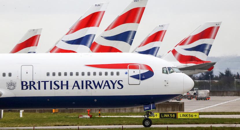 British Airways uçağı yanlış ülkeye uçtu