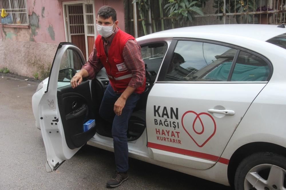 Kan stokları azaldı Kızılay bağışçılara vip hizmet başlattı ...