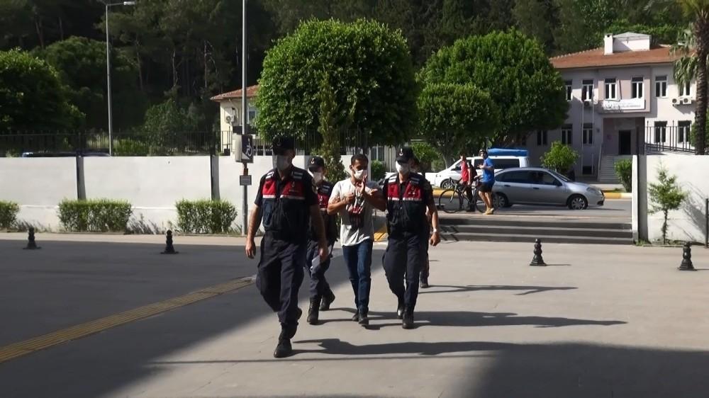 'Kesik İbo' lakaplı 13 yıl hapis cezası bulunan şüpheli yakalandı