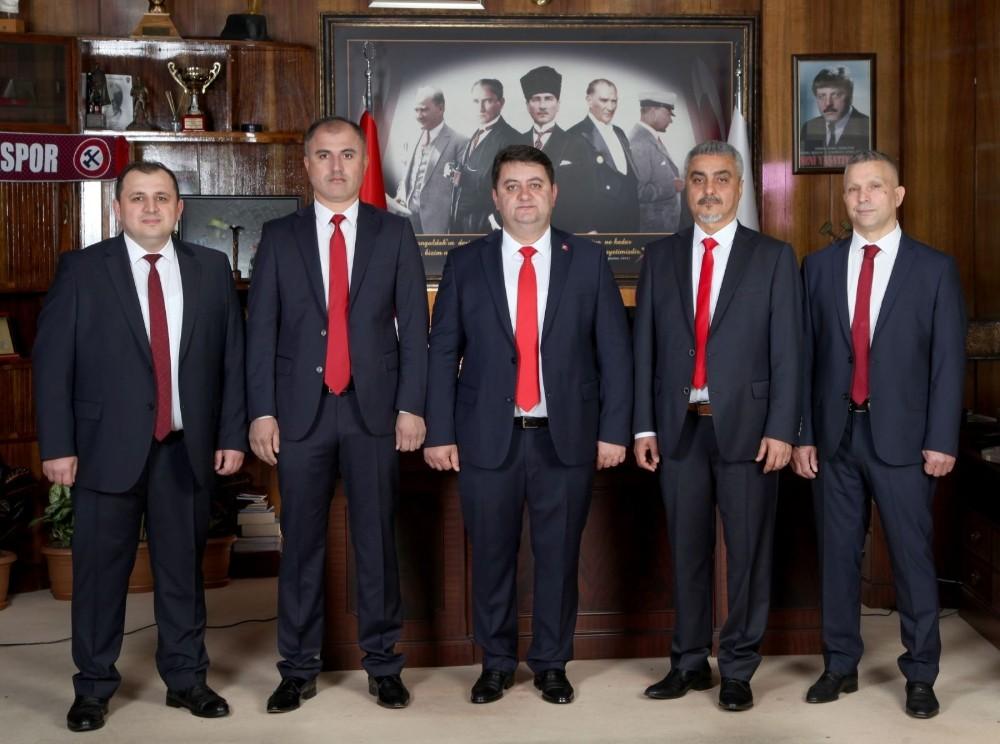 GMİS Yönetim Kurulu Ramazan Bayramı'nı kutladı