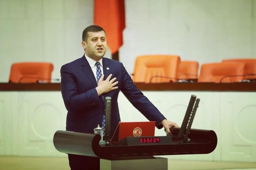 MHP Kayseri Milletvekili Ersoy'dan bayram mesajı