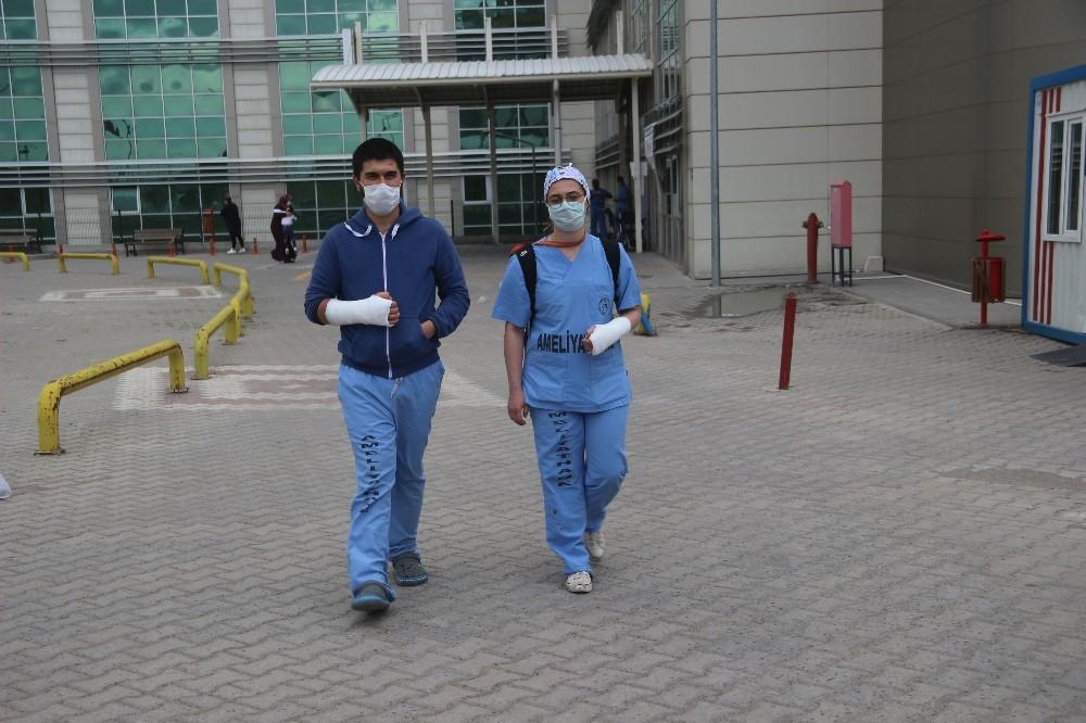 Sağlık-Sen'den doktora şiddet tepkisi