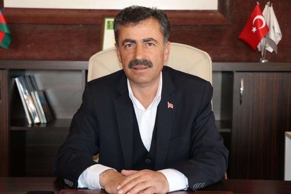 Uçhisar Belediye Başkanı Süslü, Ramazan Bayramını kutladı
