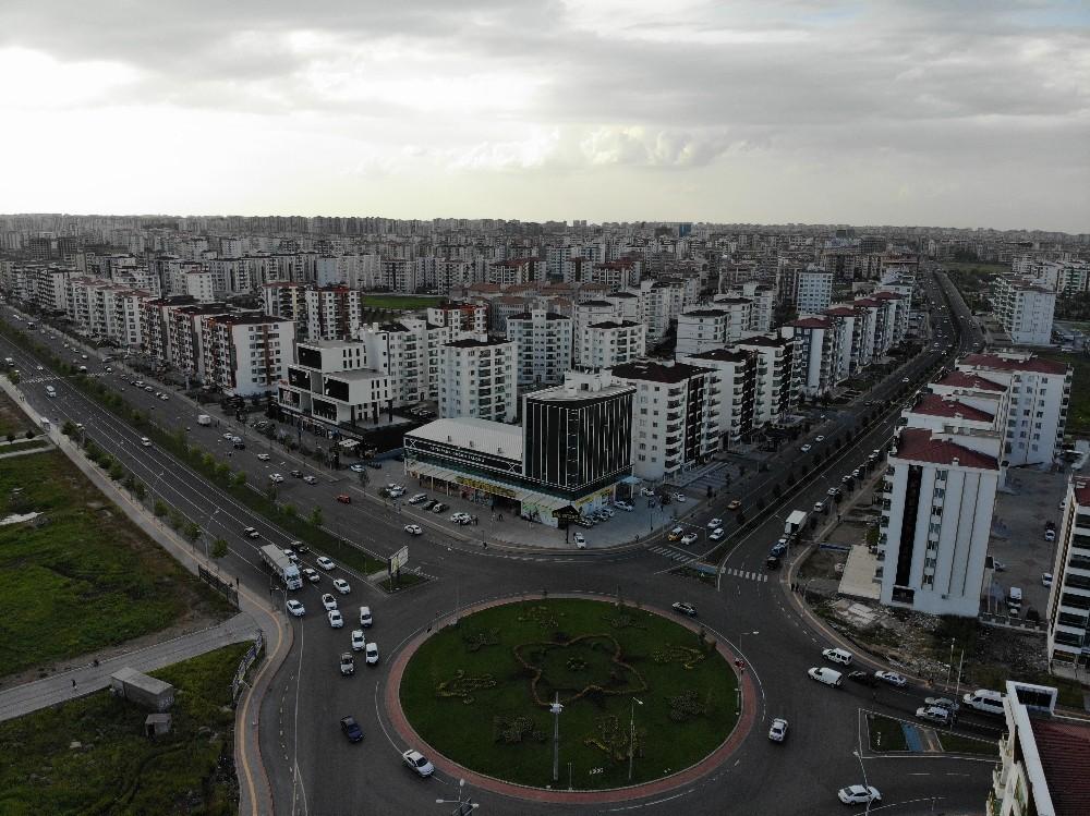 Diyarbakır'da imar alanları doldu ev fiyatları yükseldi