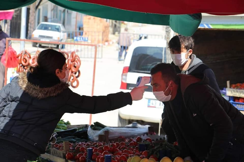 Dumlupınar pazarı 7 hafta aradan sonra tekrar açılıyor