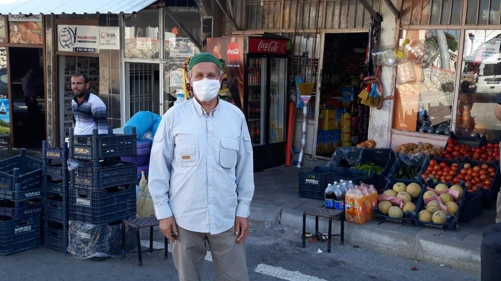 Diyarbakır'ın bir ilçesinde maske takma zorunluluğu getirildi