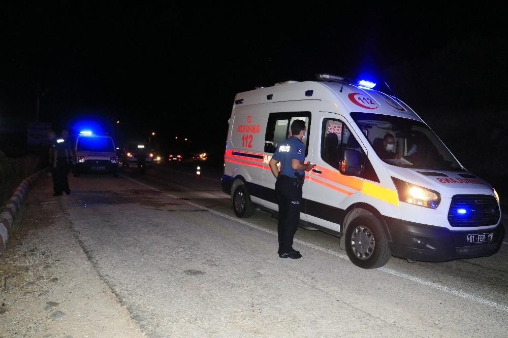 Adana'da silahlı kavga: 2 yaralı - Adana Haberleri