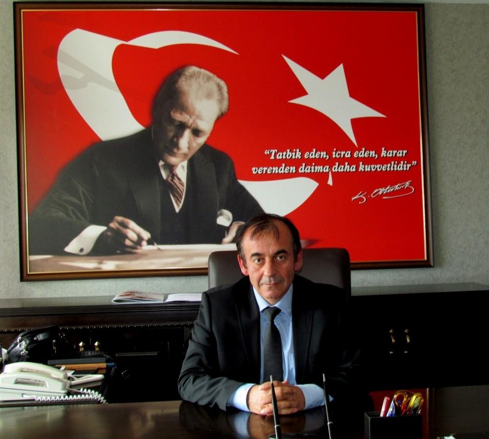 Çeşme Kaymakamının görev yeri değişti - İzmir Haberleri