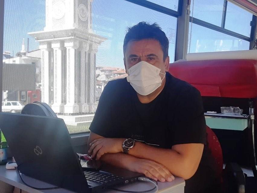 Dr. Çiftçi: Korana virüs kan bağışı yapmaya engel değil