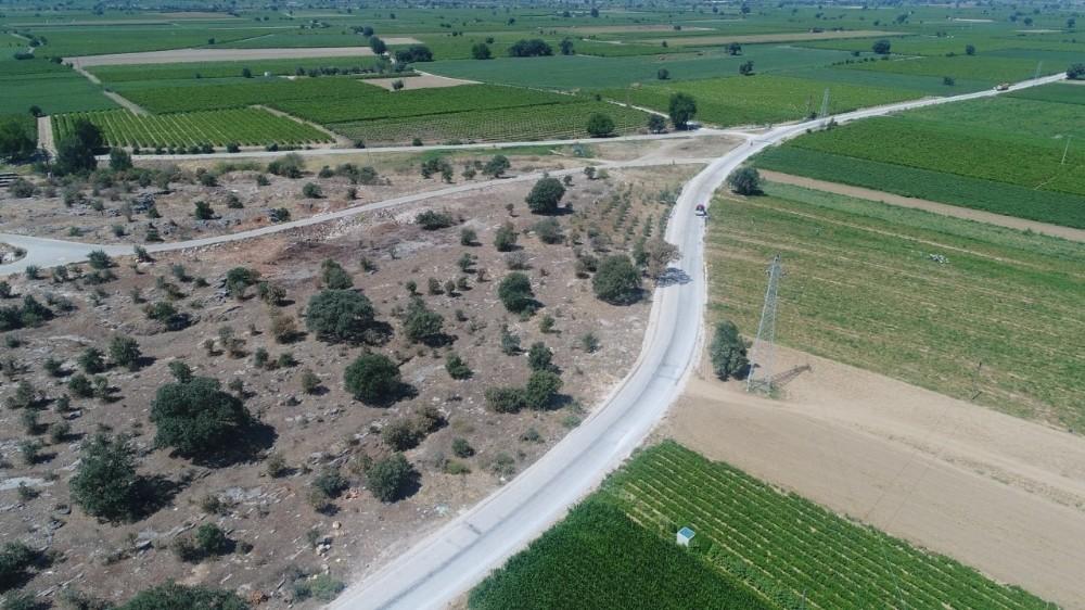 Manisa'da çiftçinin emeği toz olmayacak