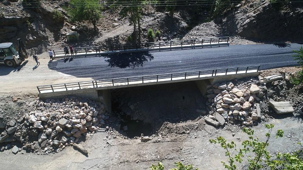 Büyükşehir'den ilçelere asfalt hamlesi