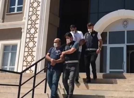 2 Milyon TL'lik temizlik malzemesi çalan hırsızlar tutuklandı