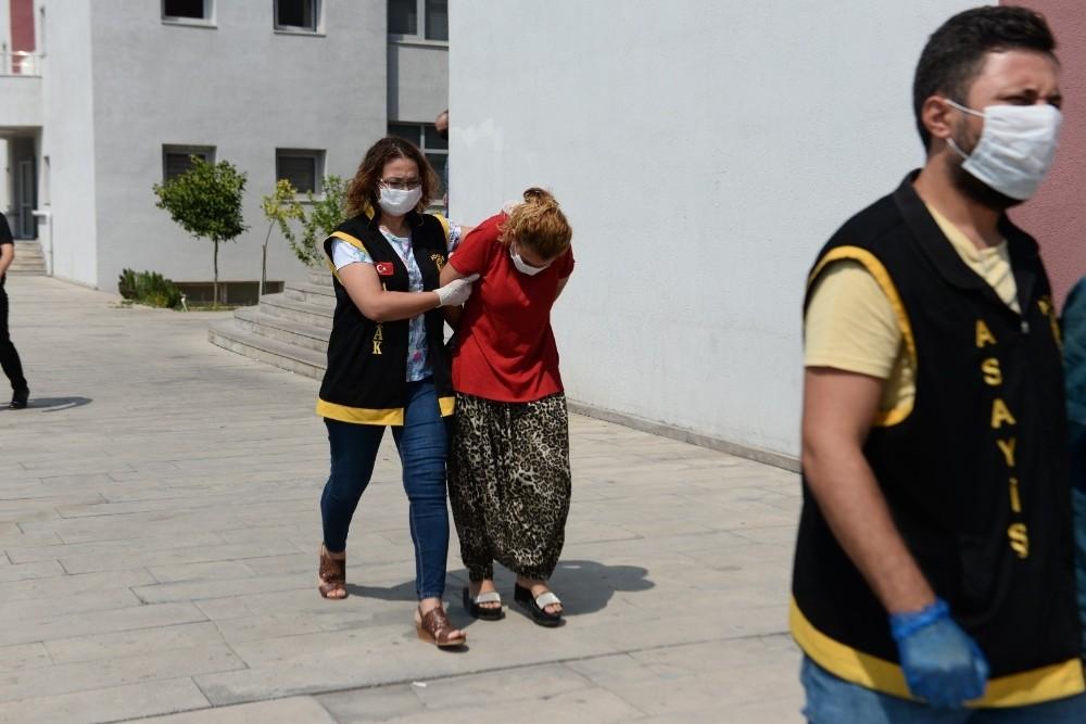 Narenciyeyi hırsızlar hasat etti - Adana Haberleri